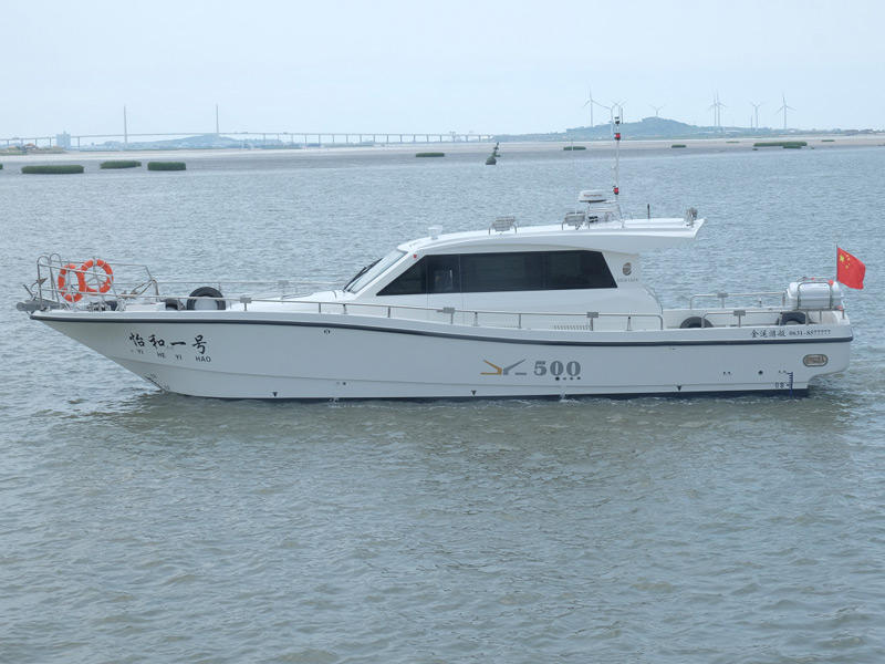 JY500 Leisure Yacht Quotation
